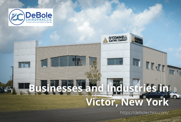 Businesses and Industries in Victor, New YorkBusinesses and Industries in Victor, New York