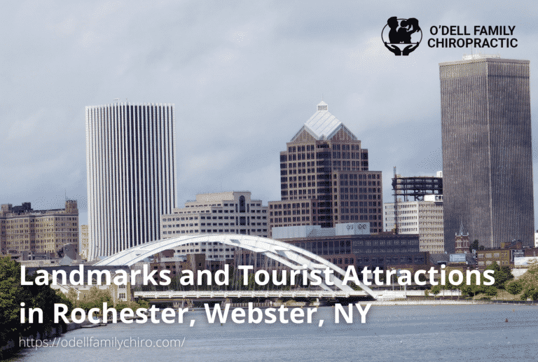 Landmarks and Tourist Attractions in Rochester, Webster, NY