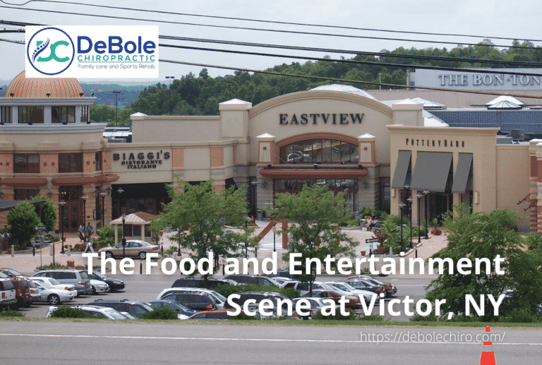 The Food and Entertainment Scene at Victor, NY